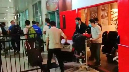 Gubernur Sultra Merinding, 49 TKA China Langsung di Lockdown