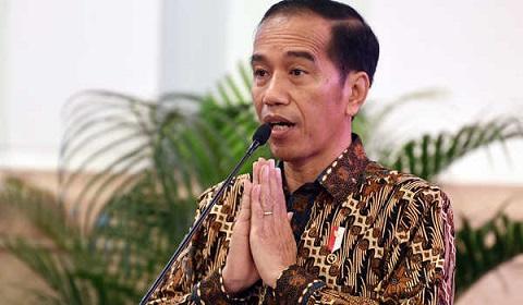 Pasien Corona Bertambah, Presiden Jokowi Sampaikan Pernyataan dari Istana Bogor