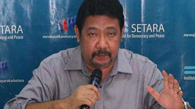 R Perpres  TNI Atasi Terorisme Rusak Integritas Hukum & Ancam Kebebasan Sipil