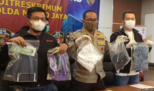 Polisi Ringkus Pembunuh Sopir Taksi Online