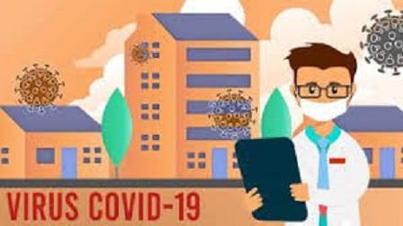 Melawan Covid-19 Harus All Out, Pasien Positif 45.029 Sembuh 17.883 Meninggal 2.429