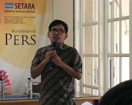Setara : Surat Gubernur Sumbar Tidak Mewakili Masyarakat Minangkabau