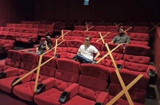 Pembukaan Kembali Bioskop & Biliar Serta Boling Ditunda