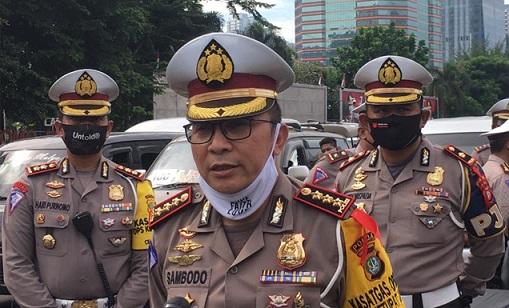 20 Petugas Samsat Ditlantas Polda Metro Sudah Sembuh dari Virus Covid-19