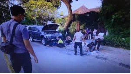 Polisi Kantongi Identitas Pelaku Ledakan di Menteng