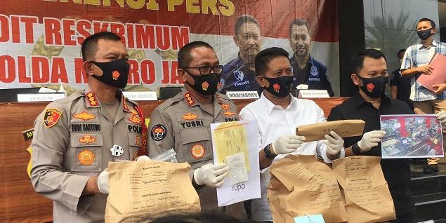 Hasil Penyelidikan dan Penyidikan,  Virus & Narkoba Diduga Pemicu Yodi Prabowo Bunuh Diri