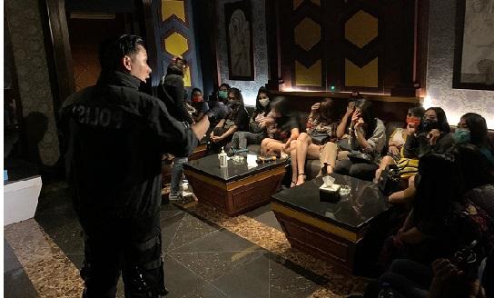 Kasus Karaoke Venesia BSD 6 Orang Ditetapkan Tersangka