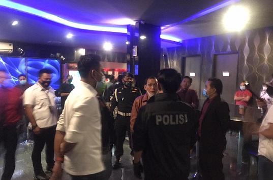 Operasi Saat Pandemi Karaoke Venesia BSD Serpong Digerebek & 47 LC Diangkut
