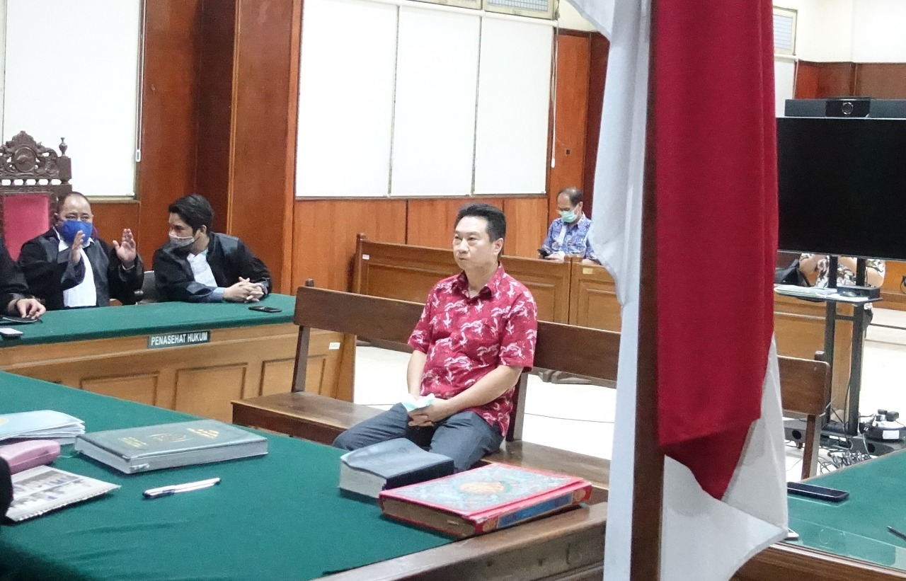 Hukuman Penjara Direktur PT Hasdi Mustika Utama Ditentukan 2 Pekan ke Depan