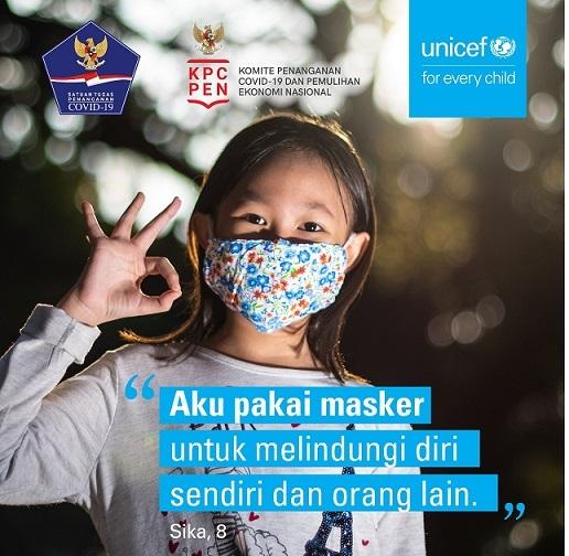 Pakai Masker Lindungi Diri & Keluarga, Jumlah Total Positif 228.993 Sembuh 164.101 Meninggal 9.100