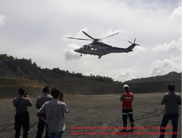 Dugaan Gratifikasi ala Kunker Dirjen Minerba Kementerian ESDM