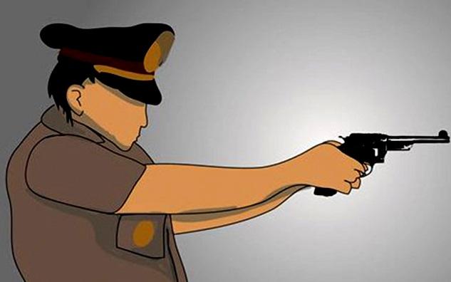 Rampok Bersenjata Laras Panjang, Polisi : Memang Sudah Sering Dia Lakukan