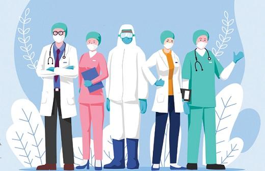 Dokter Korban Covid-19, Total Positif 190.665 Sembuh 136.401 Meninggal 7.940 Pemerintah Belum Belaja