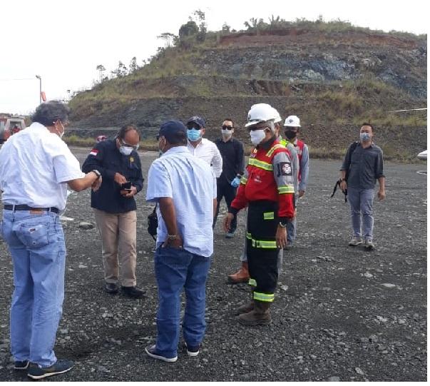 Diduga Gratifikasi Dirjen Minerba & Direktur Pembinaan Bungkam