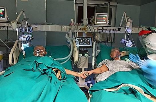 Virus Corona Merusak Organ Vital Manusia, Total Positif 373.109 Sembuh 297.509 Meninggal 12.857