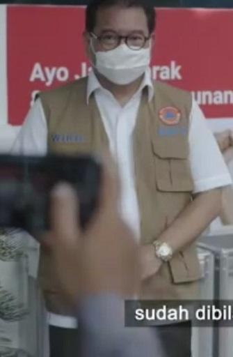 Kematian di Indonesia Tertinggi di Asteg , Total Positif 448.118 Sembuh 378.982 Meninggal 14.836
