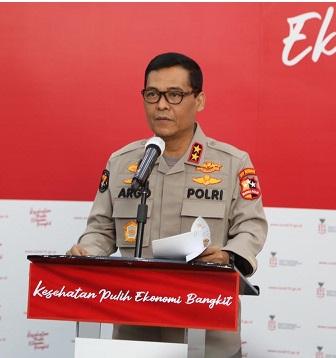 Polri Pastikan Penyidikan Kasus Penembakan Berjalan Transparan & Profesional