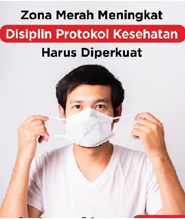 Virus Belum Mereda Masyarakat Gelisah, Total Positif 999.256 Sembuh 809.488 Meninggal 28.132