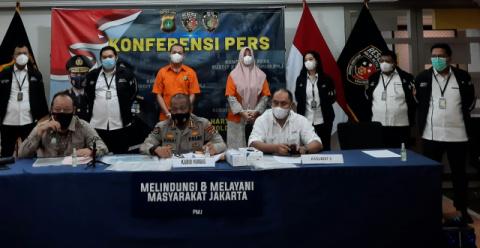 Mengaku Mantan Menantu Petinggi Polri, Subdit Harda Polda Metro Amankan Penipu Investasi Bodong