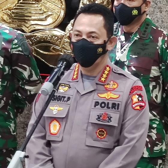 Kapolri Jenderal Listyo Sigit Akan Selektif Terapkan UU ITE