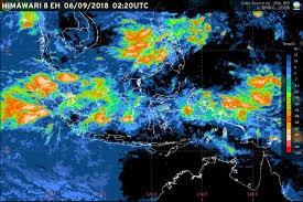BMKG : Wilayah Indonesia Potensi Hujan Lebat Disertai Kilat & Angin Kencang