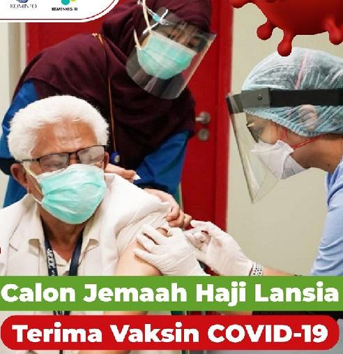 Ditengah Keraguan Vaksin, Pandemi Landai, Total Positif 1.471.225 Sembuh 1.304.921 Meninggal 39.865