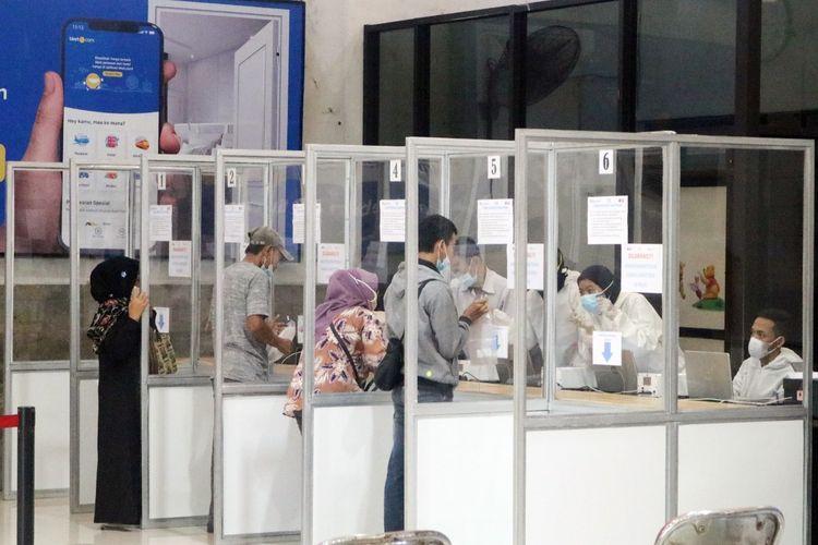 Bandara Terapkan Deteksi Covid Dengan GeNose