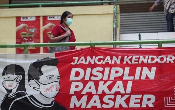 Awas ! Beredar Masker Palsu Dapat Meningkatkan Penularan Virus