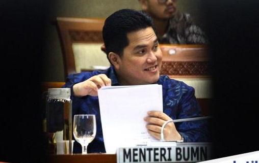 Pendukung Jokowi Tuding BUMN Depositokan Uang Jasa Kontraktor Sebelum Dibayar