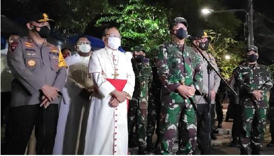 TNI-Polri Tutup Peluang Aksi Teror & Pelaku Kejahatan