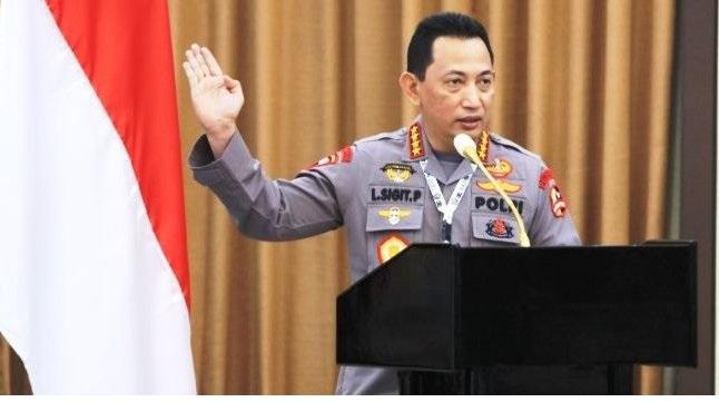 Kapolri Jenderal Listyo Sigit : Kejar dan Tangkap Anggota KKB Papua