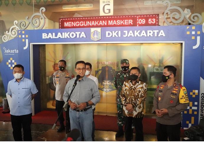 Ketua RT & RW Jakarta Dilibatkan Monitoring Pemudik