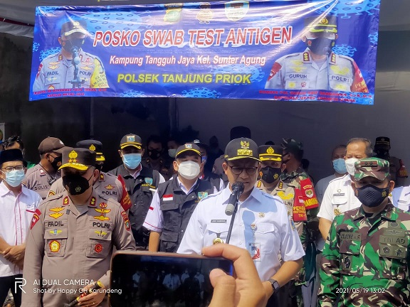 Kerja Keras Amankan Ibukota, Gubernur Anies Apresiasi Kapolda & Pangdam Jaya