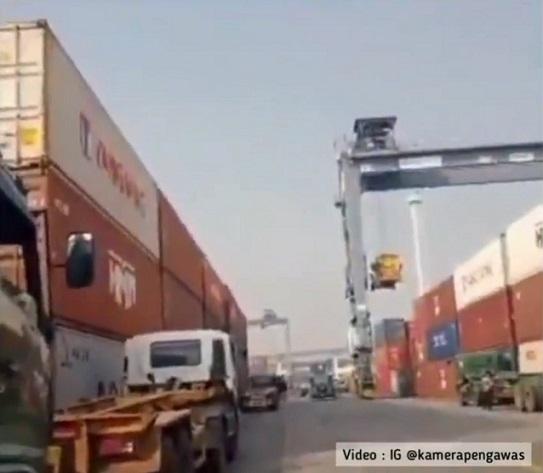 Pasca Penangkapan Preman, Justru Aktivitas di UTC Pelabuhan Tanjungpriok Kurang Kondusif