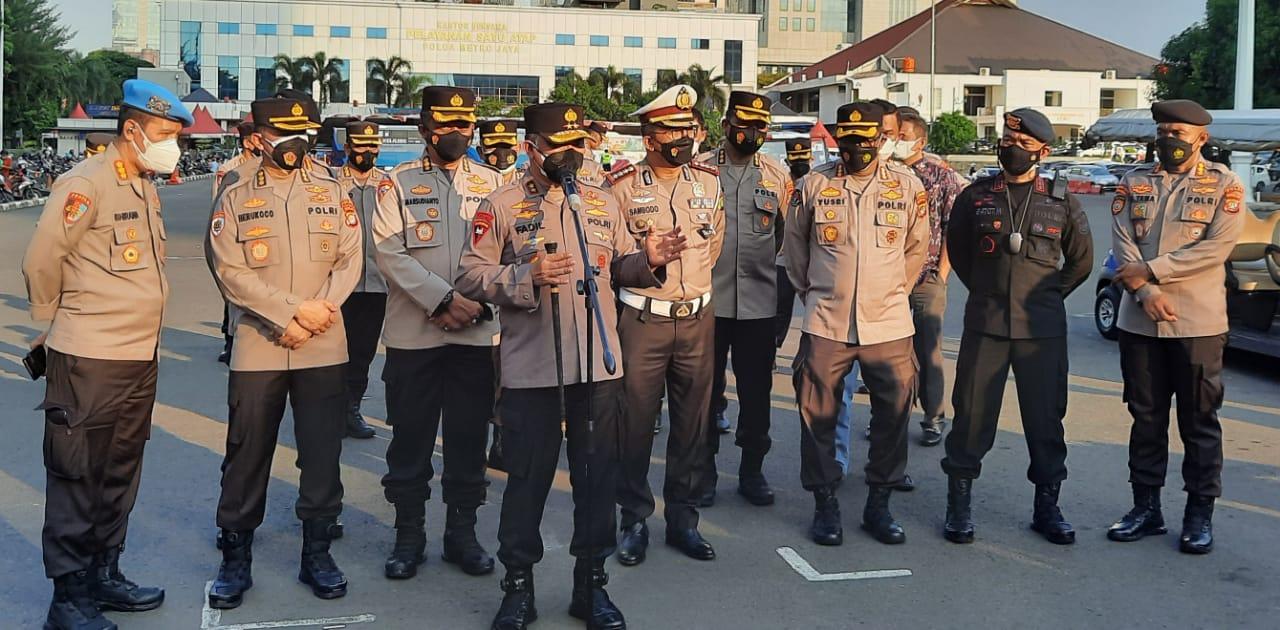 Kapolda Metro Jaya Siapkan Petugas Keliling Perkampungan Sempit dan Ambulans