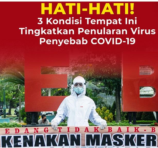 Virus Covid-19 Naik-Naik ke Puncak Gunung, Positif 2.115.304 Sembuh 1.850.481 Meninggal 57.138