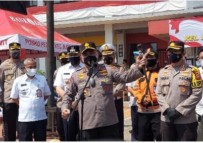 Vaksin Merdeka, Kapolda : HUT RI ke 76 Seluruh Warga Jakarta Sudah Divaksin