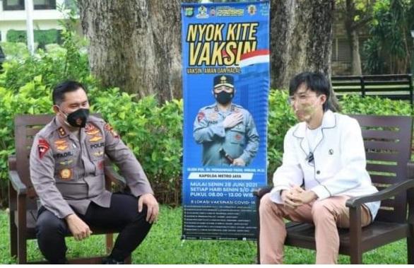 Jenderal Fadil: Ini Era Police In Pandemic atau New Modren Police