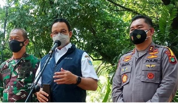 DKI Jakarta Siap PPKM Darurat Diperpanjang