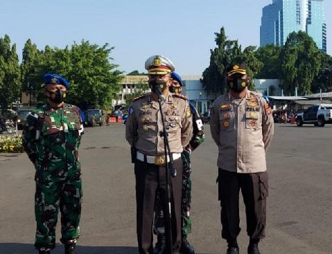 Operasi Patuh,Polisi Berikan Edukasi Tertib Lalin di Sekolah