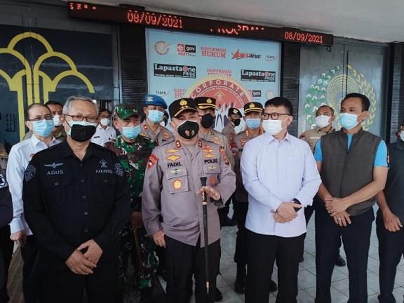 Lapas Tangerang Terbakar 41 Tewas