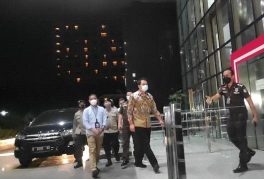 Kronologis Kasus Suap Wakil Ketua DPR RI Azis Syamsudin
