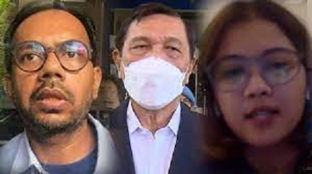Polisi Upayakan Kasus LBP dan Haris Serta Fatia Lewat Restorative Justice
