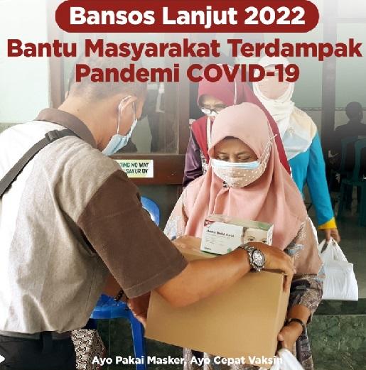 Pemerintah Siapkan Rp 74 T Bansos Sampai 2022 ,Positif 4.209.403 Sembuh 4.027.548 Meninggal 141.585