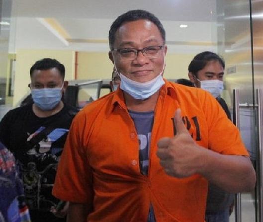 Jumhur Hidayat Dituntut 3 Tahun Penjara