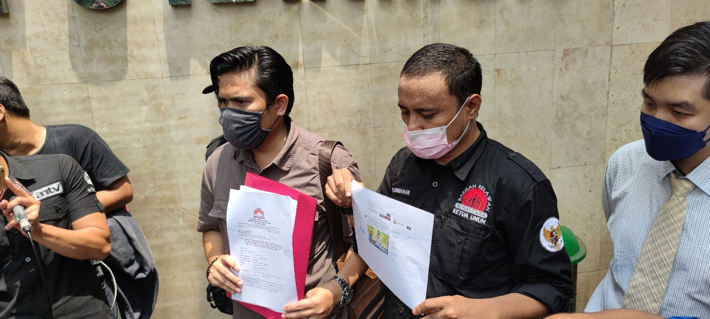 Laporan BaraNusa Soal Cuitan Natalius Pigai Terhadap Jokowi dan Ganjar Ditolak Polda Metro, diarahka