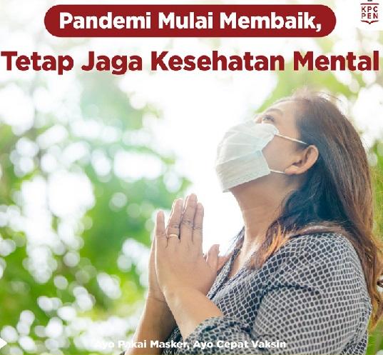 Covid Merusak Otot & Fungsi Jantung, Positif 4.225.871 Sembuh 4.057.760 Meninggal 142.560