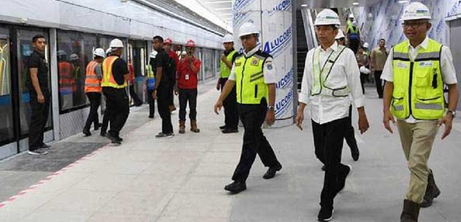 Warga Jakarta Desak Tarif MRT di Bawah Rp 10 Ribu