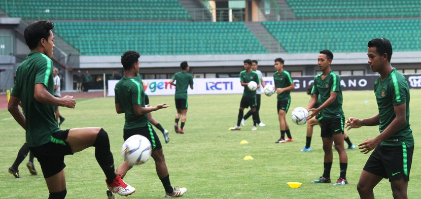 Timnas Indonesia U-19 Hadapi Ujian Berat Lawan Korut