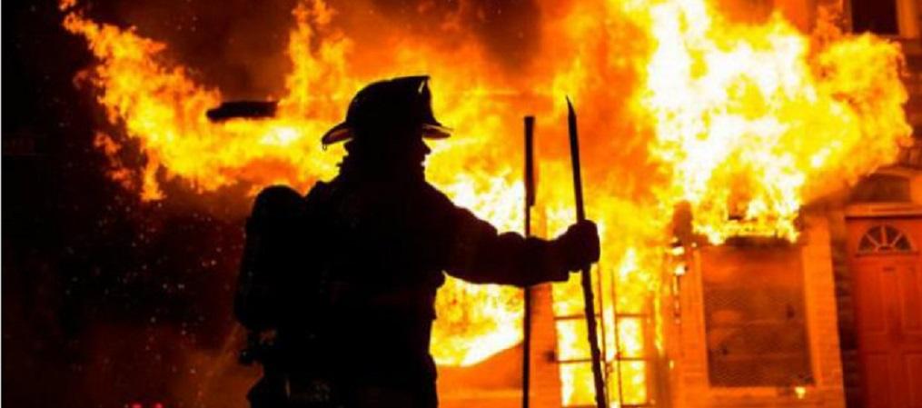 Bocah Main Korek Api, 70 Rumah Ludes Terbakar